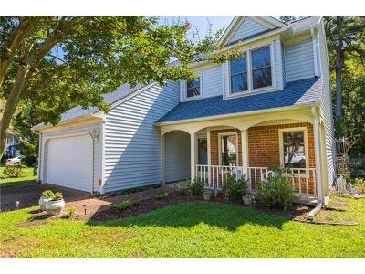 Newport News Single Family Home For Sale: 944 Lowry Place