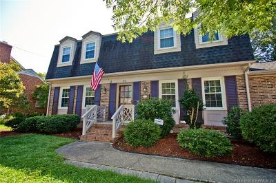 Newport News Single Family Home For Sale: 22 Elm Avenue
