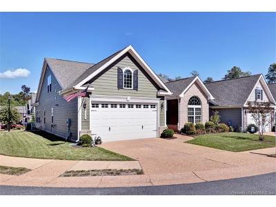 The Settlement At Powhatan Creek Single Family Home For Sale: 3635 South Square