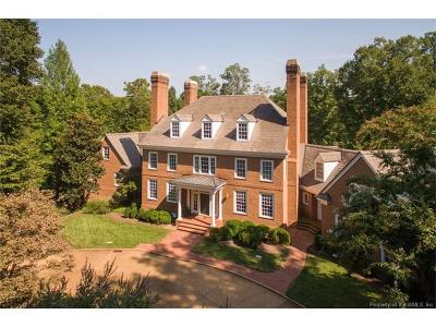 Williamsburg Single Family Home For Sale: 800 South England Circle