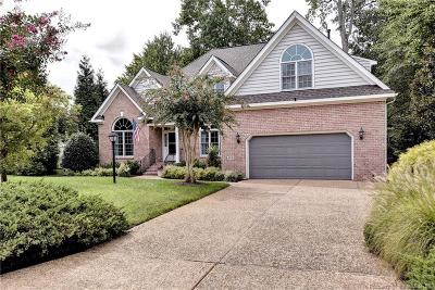 Williamsburg Single Family Home For Sale: 426 Alderwood Drive