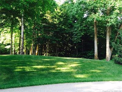 Kingsmill Residential Lots & Land For Sale: 132 Jeffersons Hundred