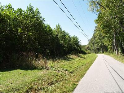 Toano Residential Lots & Land For Sale: 9272 Barnes Road