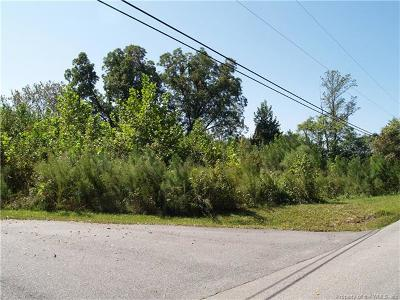 Toano Residential Lots & Land For Sale: 9258 Barnes Road