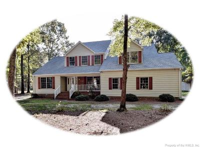 Yorktown Single Family Home For Sale: 201 Old Dominion Road