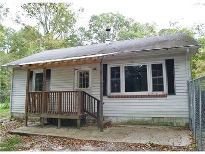 Single Family Home For Sale: 9438 Richmond Road