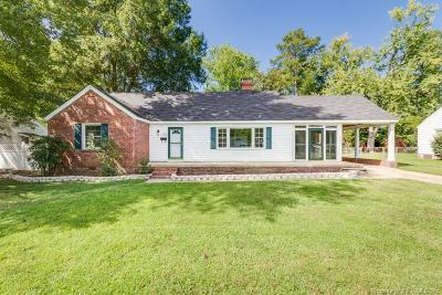 Single Family Home For Sale: 704 Jackson Drive