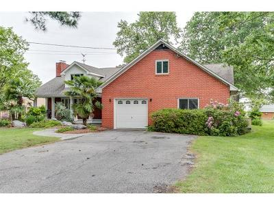 Isle of Wight County Single Family Home For Sale: 3149 South Shore Drive