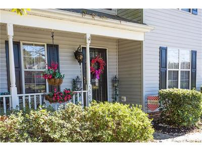 Williamsburg Single Family Home For Sale: 5900 Allegheny Road