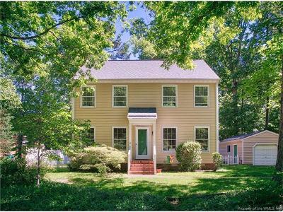Williamsburg Single Family Home For Sale: 103 Harbin Court