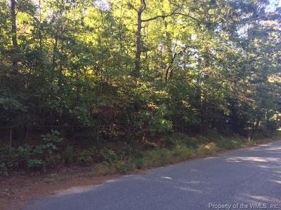 Norge, Toano, Williamsburg Residential Lots & Land For Sale: 108 Holly Road