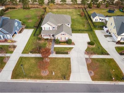 Virginia Beach Single Family Home For Sale: 2020 Kittridge Drive