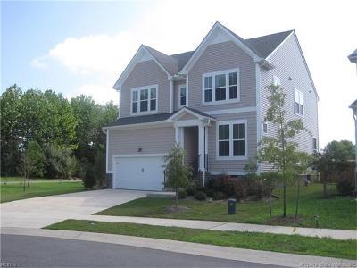 Williamsburg Single Family Home For Sale: 8484 Lantana Court
