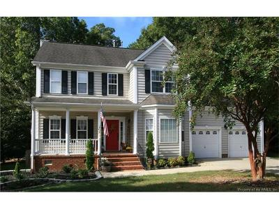 Single Family Home For Sale: 6249 Weathersfield Way