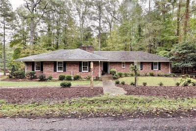 Williamsburg Single Family Home For Sale: 302 Mill Neck Road
