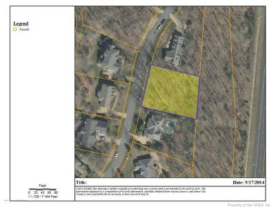 Fords Colony Residential Lots & Land For Sale: 184 Heritage Pointe
