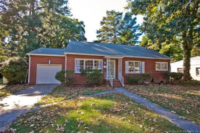 Newport News Single Family Home For Sale: 207 Woodroof Road