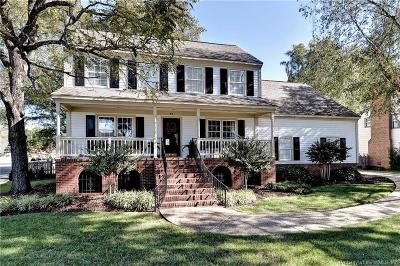 Newport News Single Family Home For Sale: 65 Angelo Drive