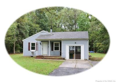 Williamsburg Single Family Home For Sale: 5548 Fiddlers Green Road