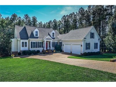 Single Family Home For Sale: 10793 Kings Pond Drive