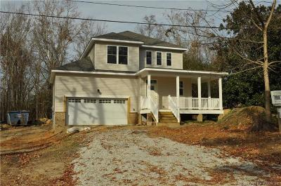 Williamsburg Single Family Home For Sale: 4866 Hickory Signpost Road