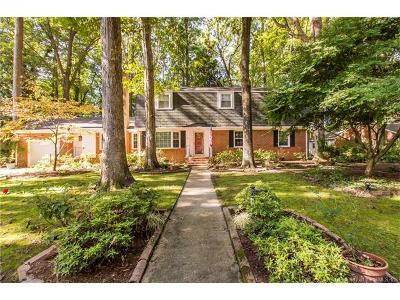 Newport News Single Family Home For Sale: 6 Scott Road