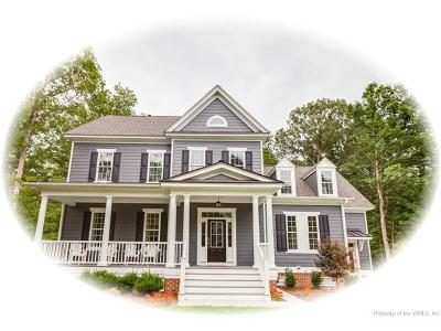 Newport News Single Family Home For Sale: 117 Willet Way