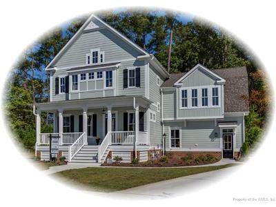 Newport News Single Family Home For Sale: 107 Willet Way