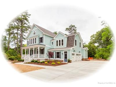 Newport News Single Family Home For Sale: 101 Willet Way