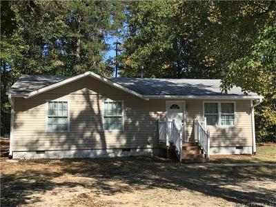 Single Family Home For Sale: 3824 Longhill Road