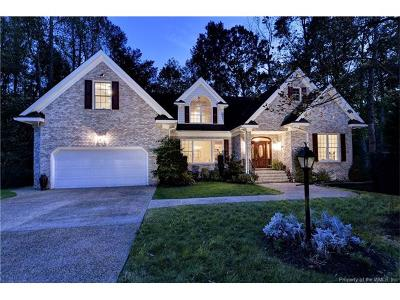 Williamsburg Single Family Home For Sale: 504 Beechwood Drive