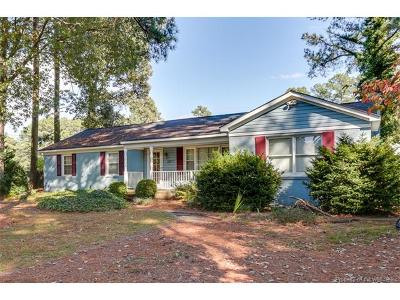 Hayes Single Family Home For Sale: 2077 Sarahs Creek Woods Road