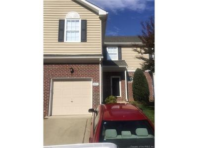 Condo/Townhouse For Sale: 3852 Cromwell Lane