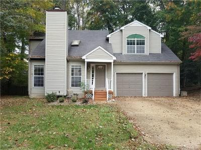 Cobble Creek Single Family Home For Sale: 405 Cobble Stone