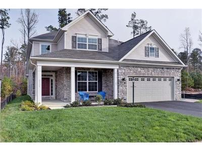 Providence Forge Single Family Home For Sale: 8126 West Lord Botetourt Loop