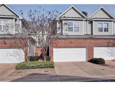 Jamestown Condo/Townhouse For Sale: 4412 Eaglebrook Drive