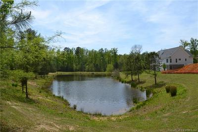 Williamsburg, Toano, Norge, Providence Forge Residential Lots & Land For Sale: 208 Portmarnoch