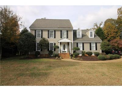 Williamsburg Single Family Home For Sale: 105 Hearthside Lane
