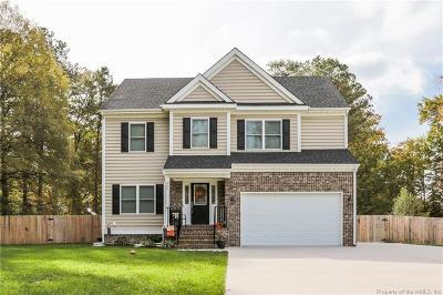 Yorktown Single Family Home For Sale: 305 Grafton District Road