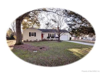 Williamsburg Single Family Home For Sale: 111 Nina Lane