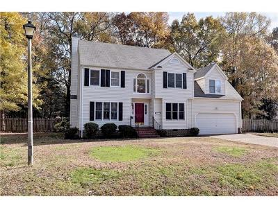 Williamsburg Single Family Home For Sale: 115 Rothbury Drive