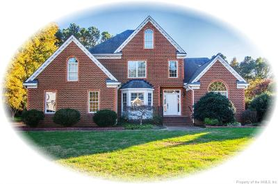 Single Family Home For Sale: 210 Darden Drive