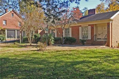 Williamsburg Single Family Home For Sale: 610 Jamestown Road