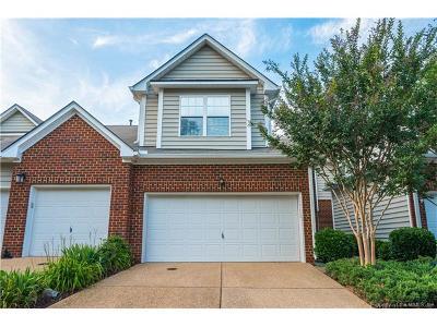 Williamsburg Condo/Townhouse For Sale: 4516 Beacon Hill Drive