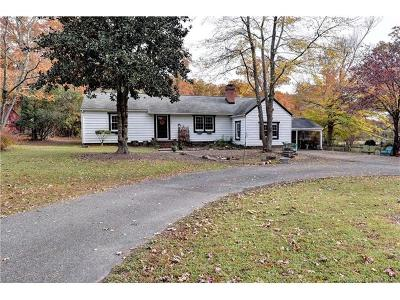 Williamsburg Single Family Home For Sale: 230 Neck O Land Road