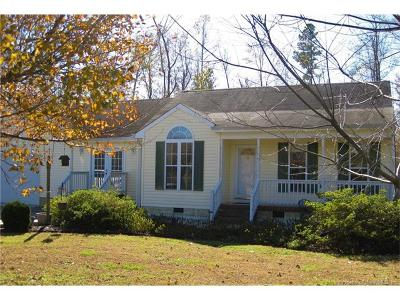 Single Family Home For Sale: 4950 Chestnut Fork Road
