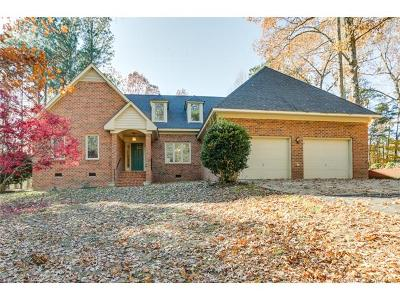Toano Single Family Home For Sale: 20 Hilltop Court