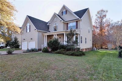 Williamsburg VA Single Family Home Sold: $389,000