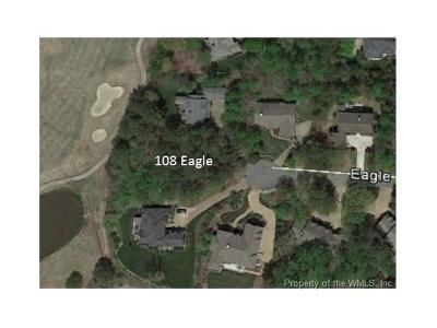 Williamsburg Residential Lots & Land For Sale: 108 Eagle