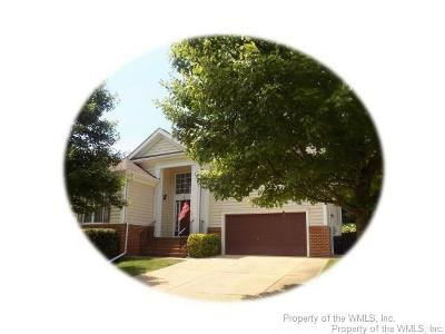 Williamsburg Rental For Rent: 5208 Hillside Way